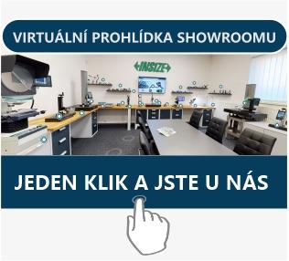 Virtuální prohlídka INSIZE Showroomu