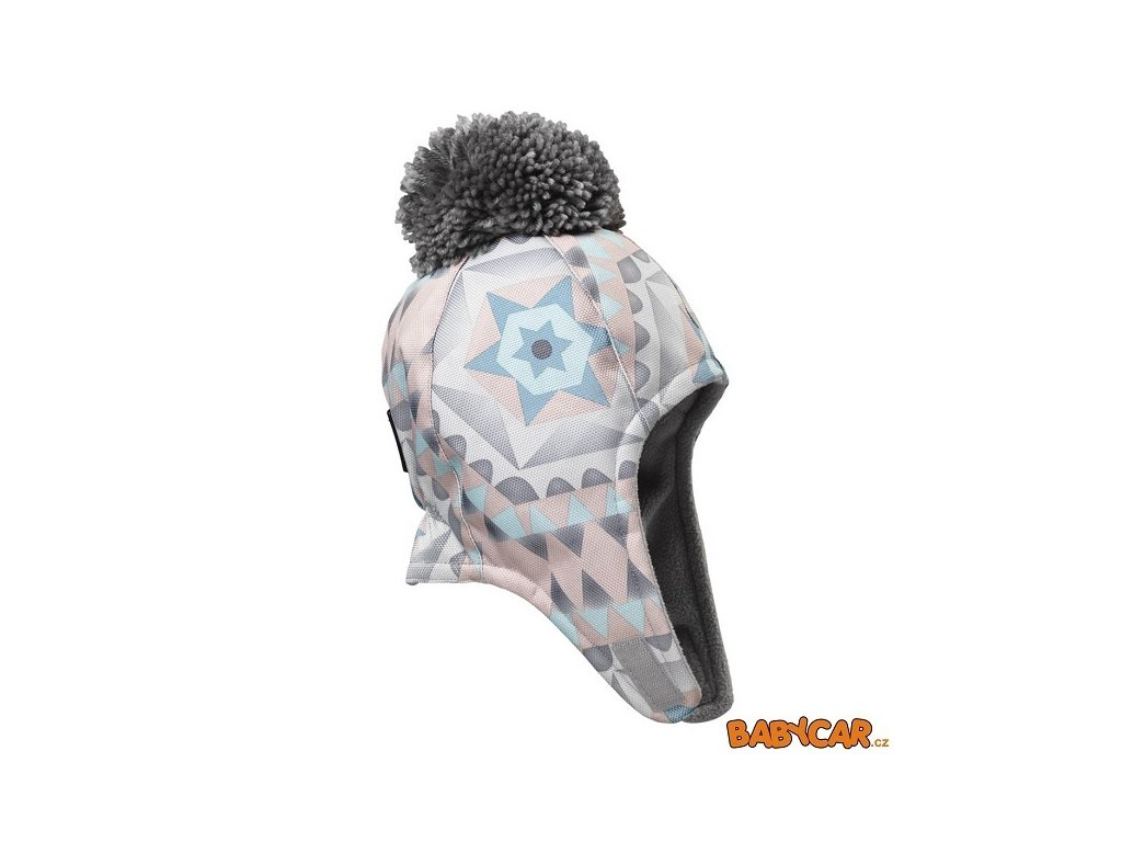 ELODIE DETAILS zimní čepice ušanka CAP Bedouin Stories 0-6m DOPRODEJ!
