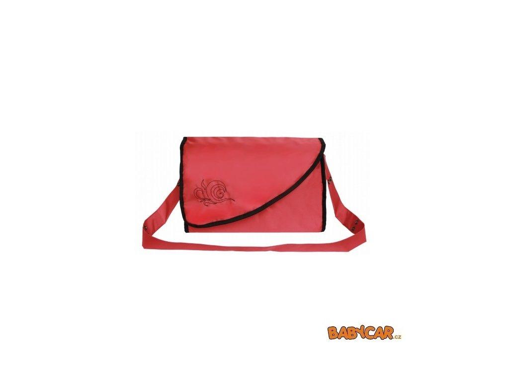 EMITEX taška na kočárek BETY Červená DOPRODEJ!