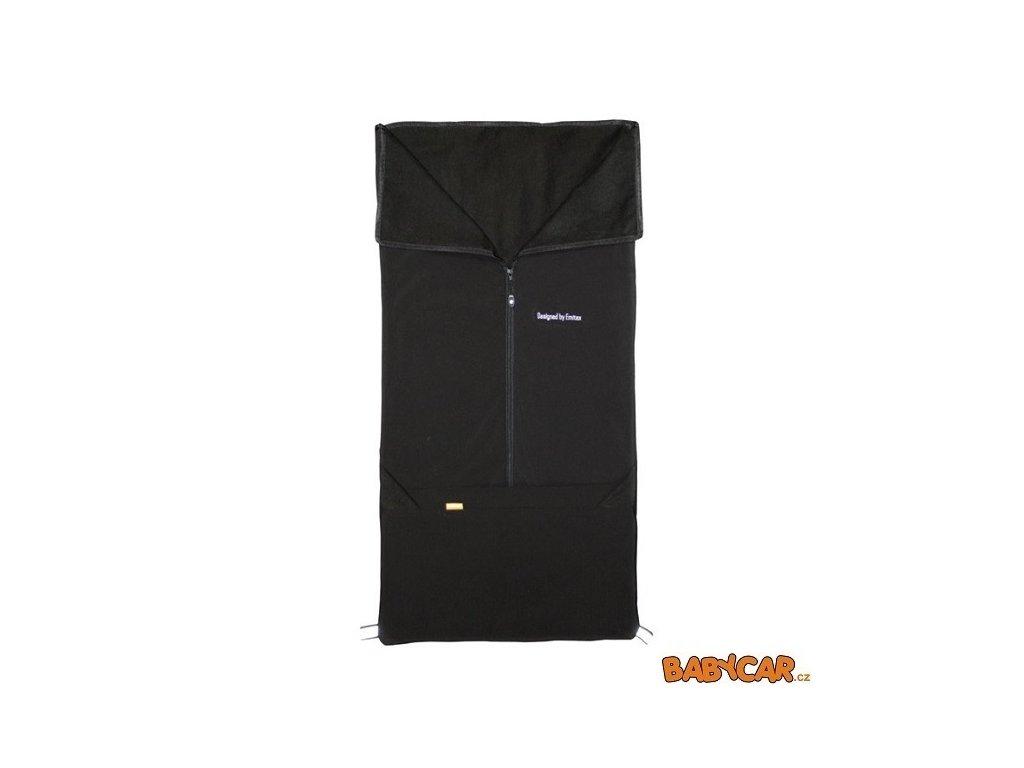 EMITEX fusak 2v1 SAM Černá/Černá