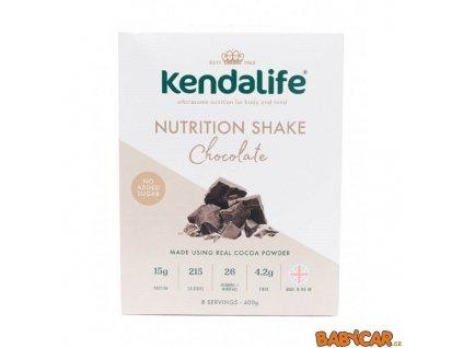 KendalifeProteinovyNapoj400gCokolada