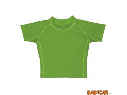 I PLAY tričko SHORT SLEEVE RASHGUARD vel. M Zelená DOPRODEJ!