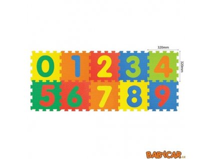 MadePenovePuzzle32x32cm10ksCislice