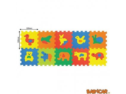 WikyPenovePuzzle32x32cm10ksZviratka