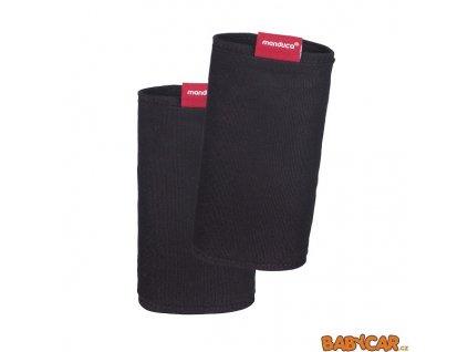 MANDUCA ochranné návleky na popruhy FUMBEE SPECIAL EDITION CZ Night Black