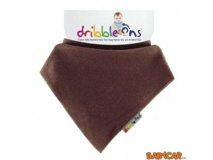 DribbleOnsSlintacekSatekBrightChocolate
