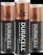 Spotrebné batérie AA, AAA, C, D, 9V