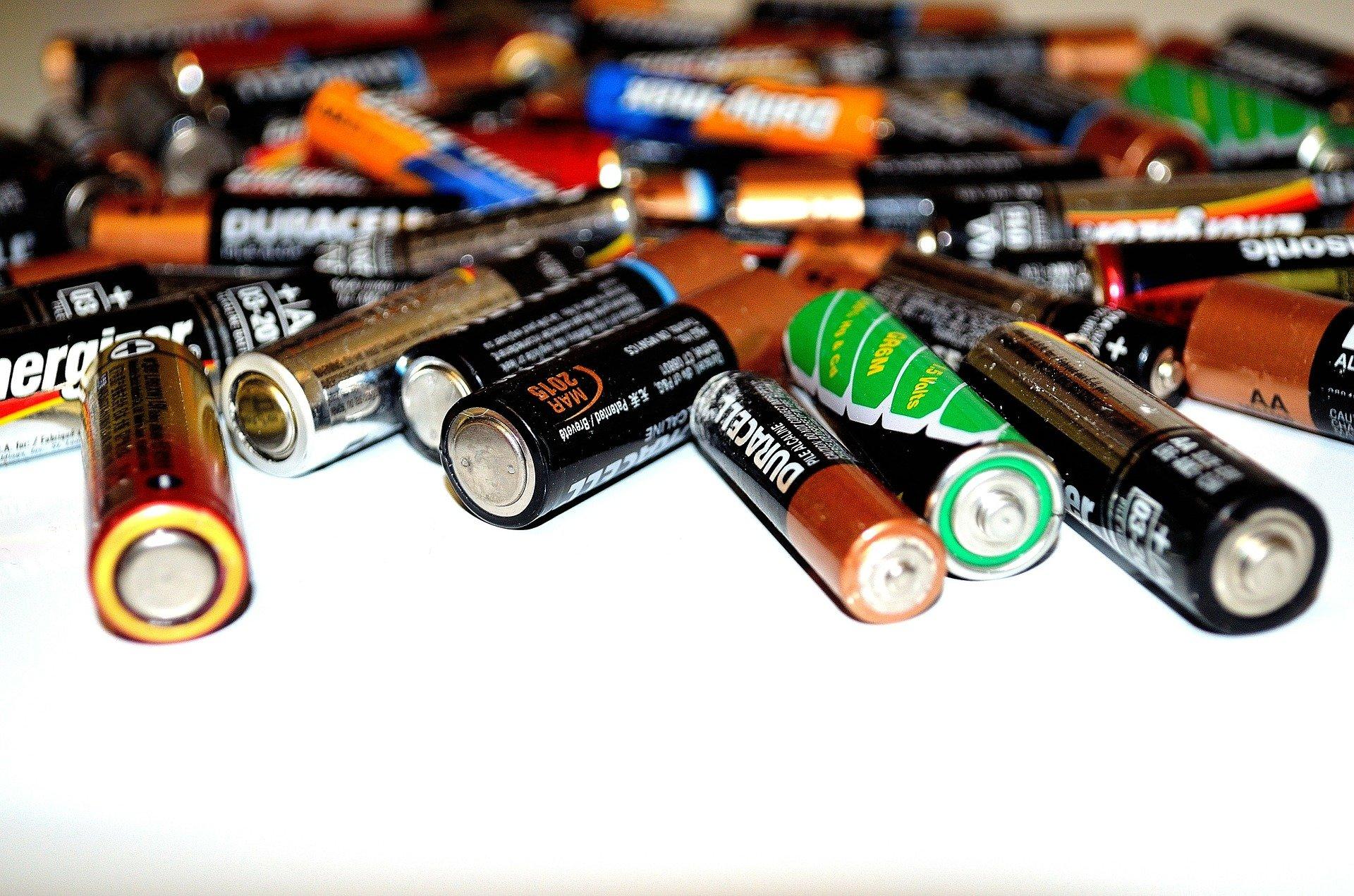 batérie a ich recyklovanie