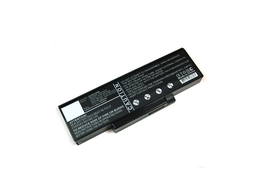 Batéria kompatibilná s Dell Inspiron 1425 Li-Ion 6600 mAh