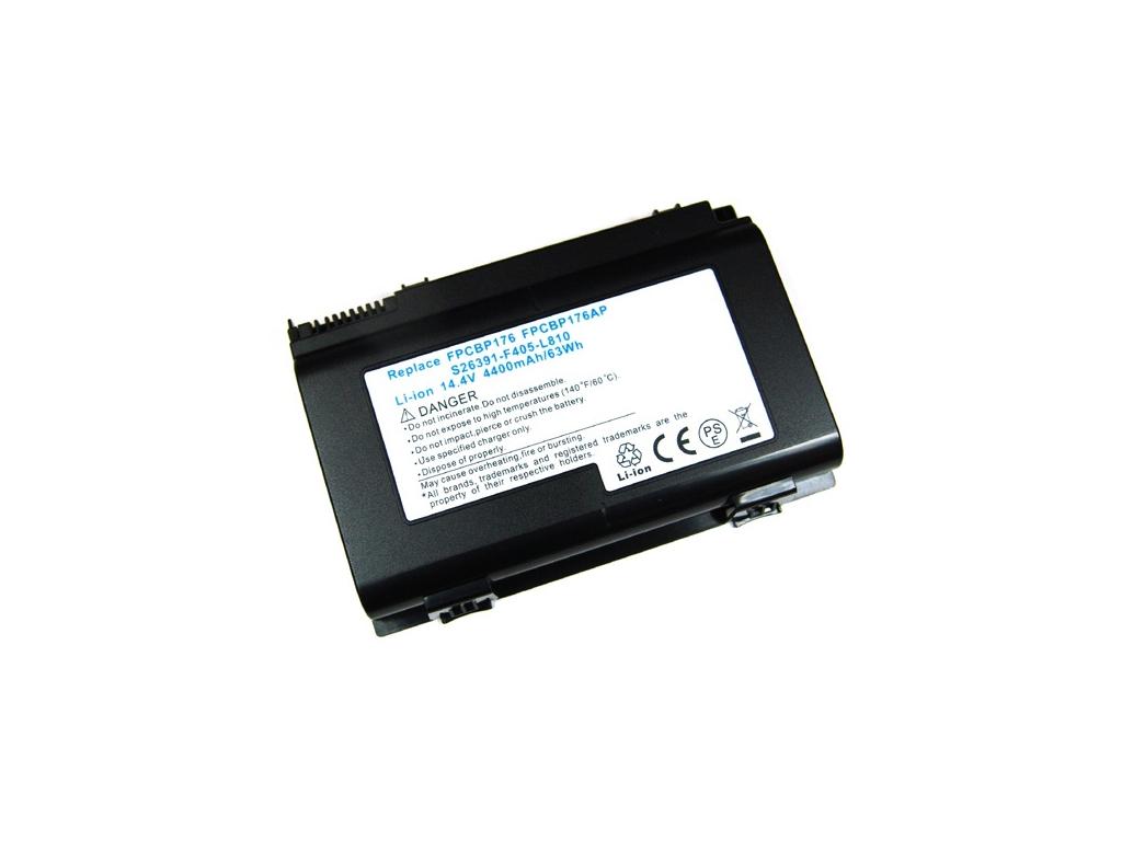 Batéria kompatibilná s Fujitsu-Siemens E8410 / E8420 Li-Ion 4400 mAh