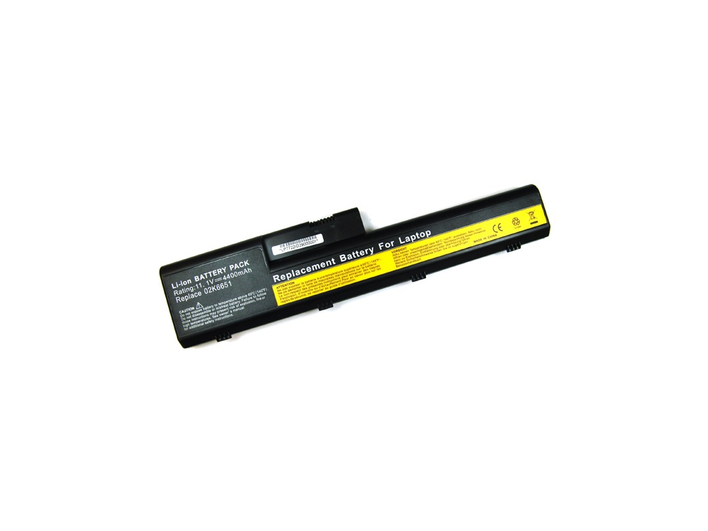 Batéria kompatibilná s IBM Thinkpad A20 Li-Ion 4400 mAh