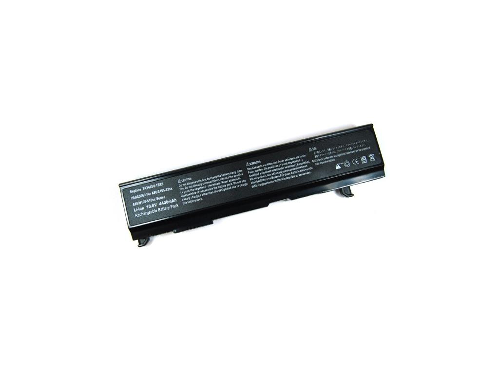 Batéria kompatibilná s Toshiba Satellite A100/A135/M70 Li-Ion 4400 mAh