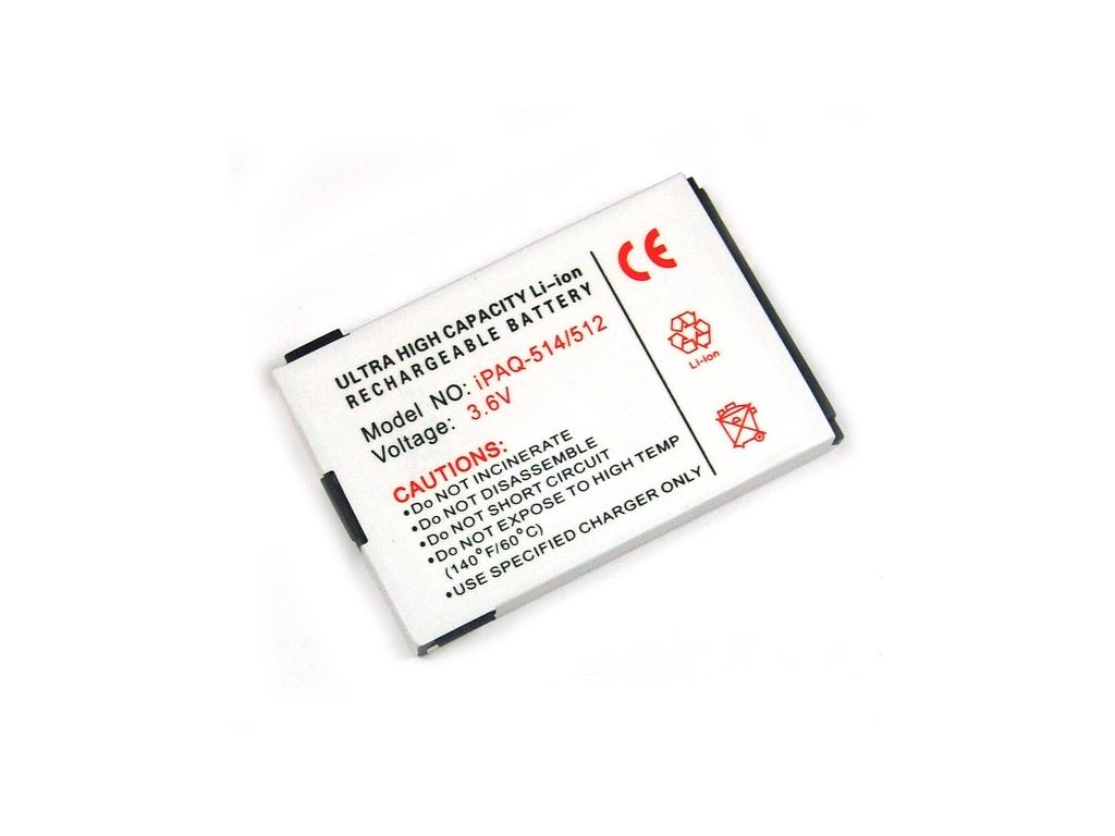 Batéria pre HP IPAQ 514/512 Li-Ion 1100 mAh