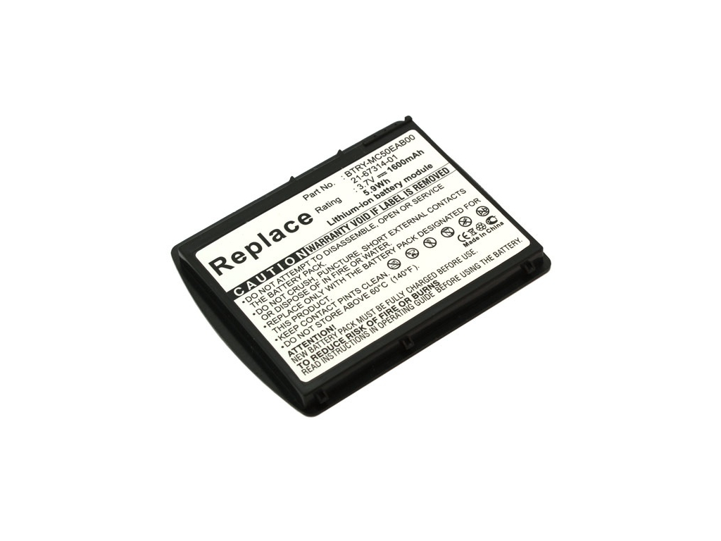 Batéria pre Symbol MC50 Li-Ion 1600 mAh