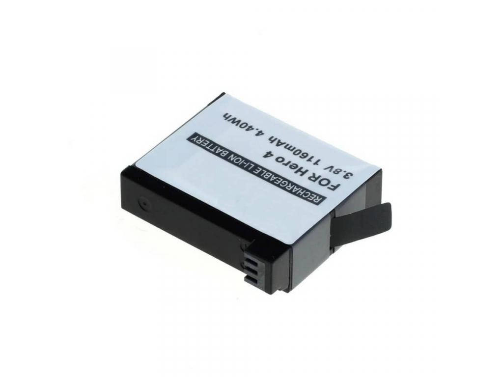Batéria pre GoPro HERO 4, Li-ion 1160 mAh
