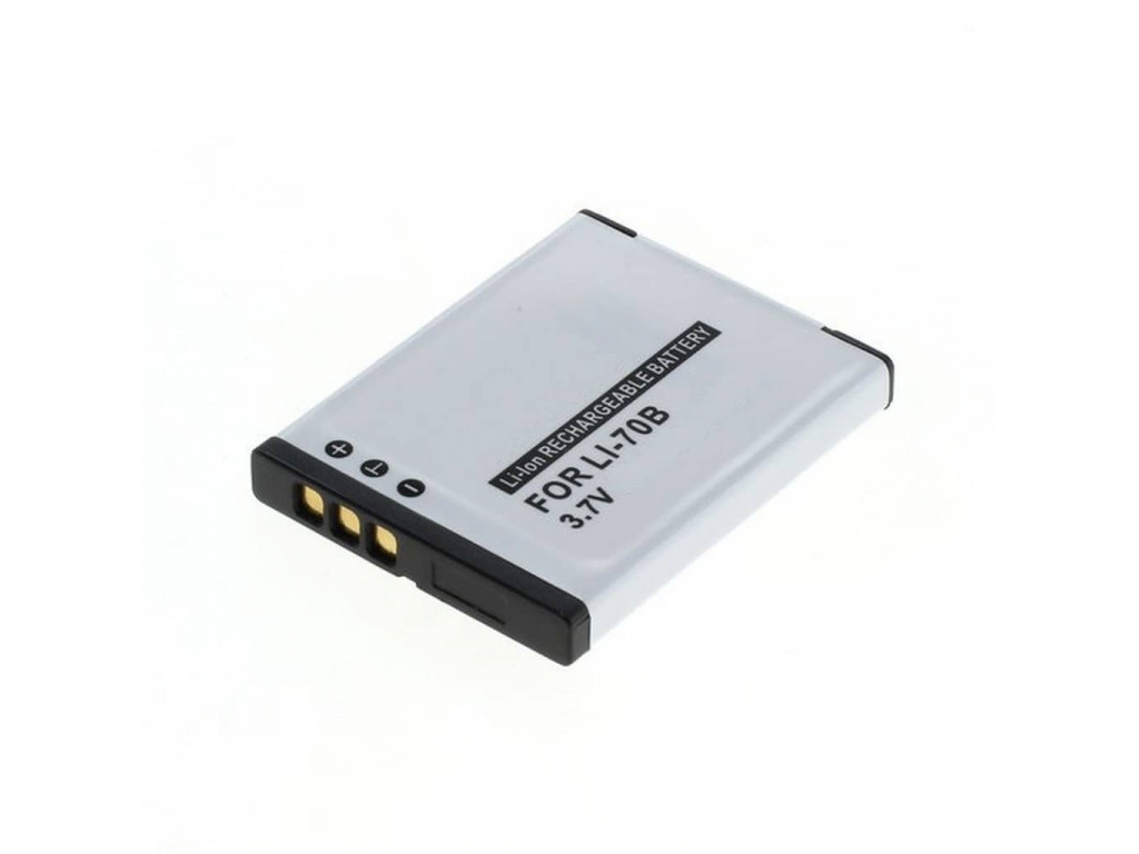 Batéria pre Olympus LI 70B, Li ion 600 mAh.jpg