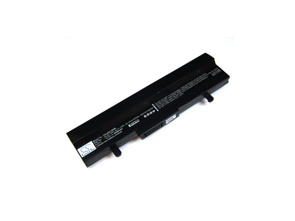Batéria kompatibilná s Asus Eee PC 1005 séria Li-Ion 4400 mAh čierna