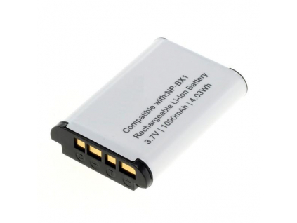 Batéria pre Sony NP-BX1, Li-ion 1090 mAh