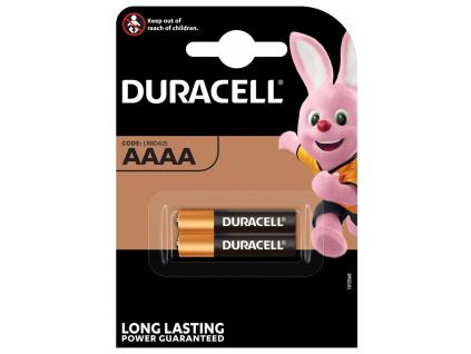 Bateria Duracell AAAA 2 ks