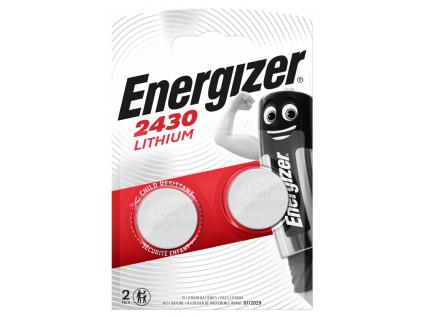 Batéria Energizer CR2430, DL2430, ECR2430 2 ks