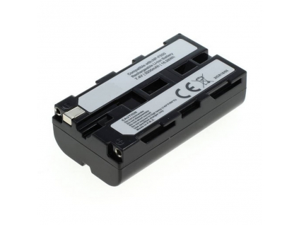 Bateria NP F550 2200 mAh