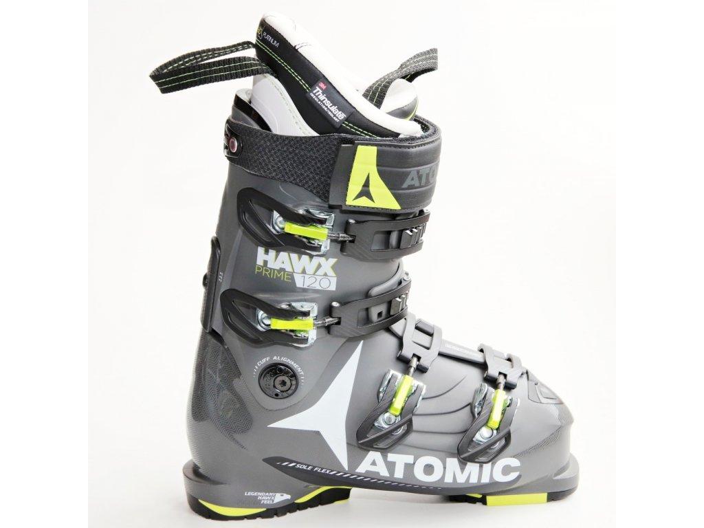 ATOMIC HAWX PRIME 120 2018 vel. 38,5 EUR/ 25 cm