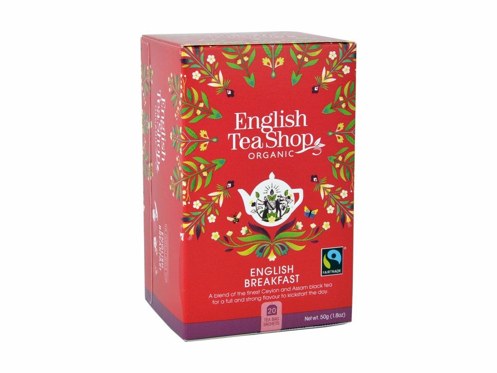 ETS English Breakfast, 20 sáčků