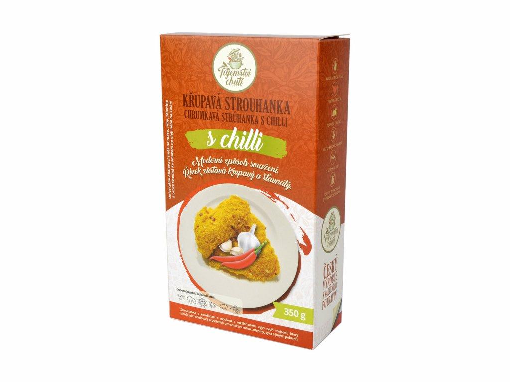 Strouhanka s chilli
