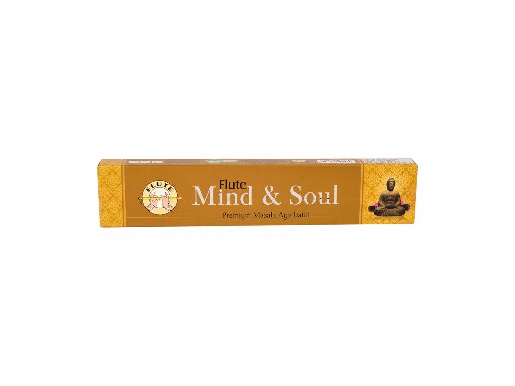 Vonné tyčinky Mind & Soul