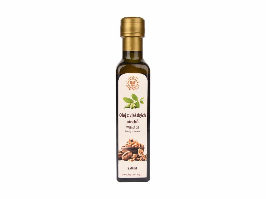 DS olej z vlašských ořechů, 250ml