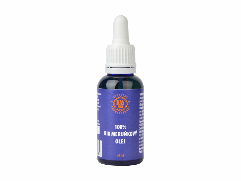 DS Meruňkový olej, 30ml