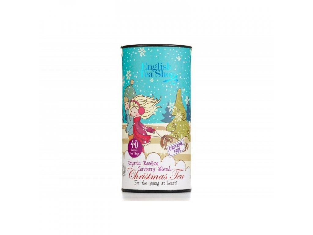 ETS Dětský vánoční čaj - Pikantní směs, 40 sáčků