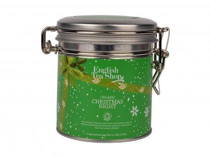 ETS čaj Vánoční noc plech