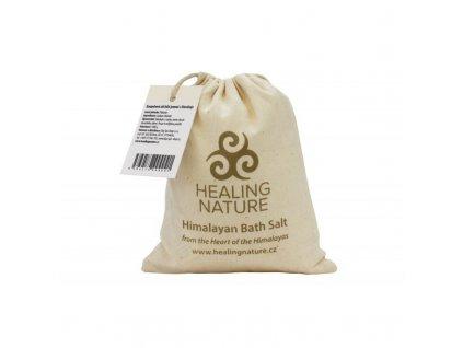 Koupelová sůl bílá jemná, 1 kg