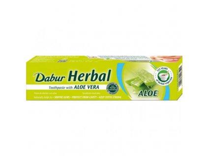 Zubní pasta Dabur Aloe Vera, 100 ml/130 g