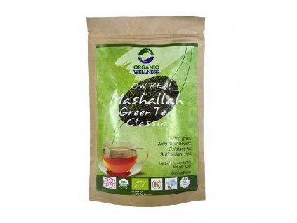 Tulsi Mashalah green tea čaj nápln