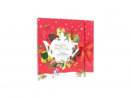 1396 1 english tea shop cerveny adventni kalendar 50 g 25 ks bio ets25