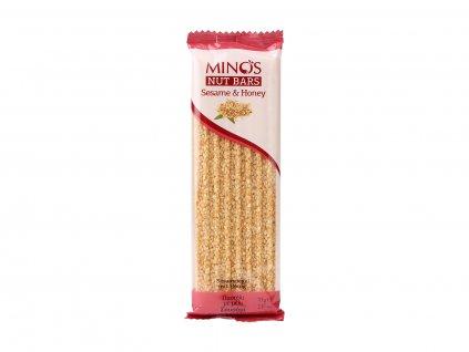 MINOS Sezamová semínka a med, 70 g