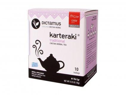 Krétský čaj směs bylin, 10 sáčků