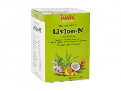 IMIS Livlon N, 120 tablet