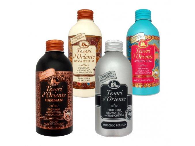 tesori parfem na pradlo 250ml 4druhy