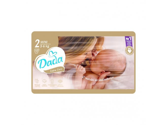 dada extra care zlate 2 43ks