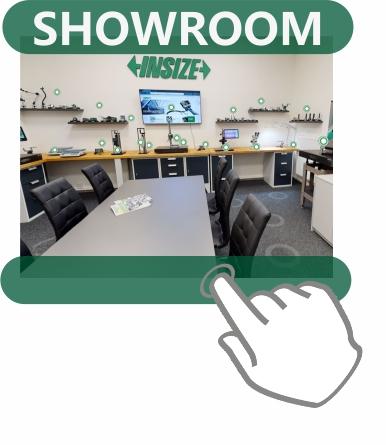 Nový INSIZE Showroom » Virtuální prohlídka