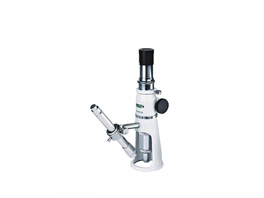 prenosny merici mikroskop insize ism pm50