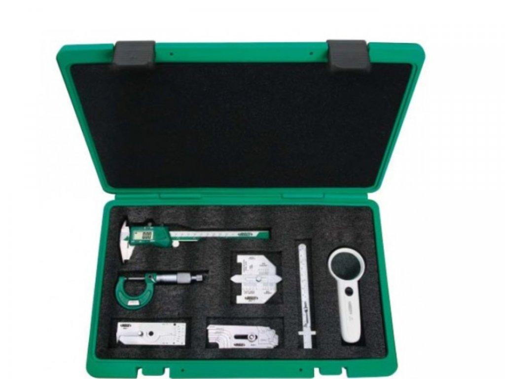 Insize-5072-7-részes-hegesztési-varratmérő-készlet