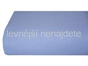 plátno modrá