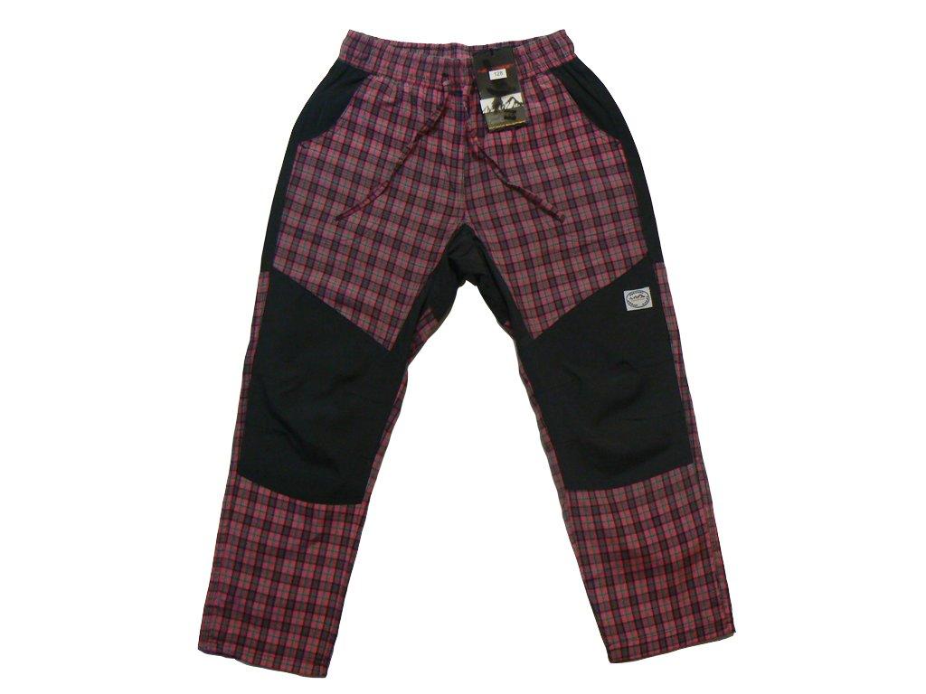 platene kalhoty