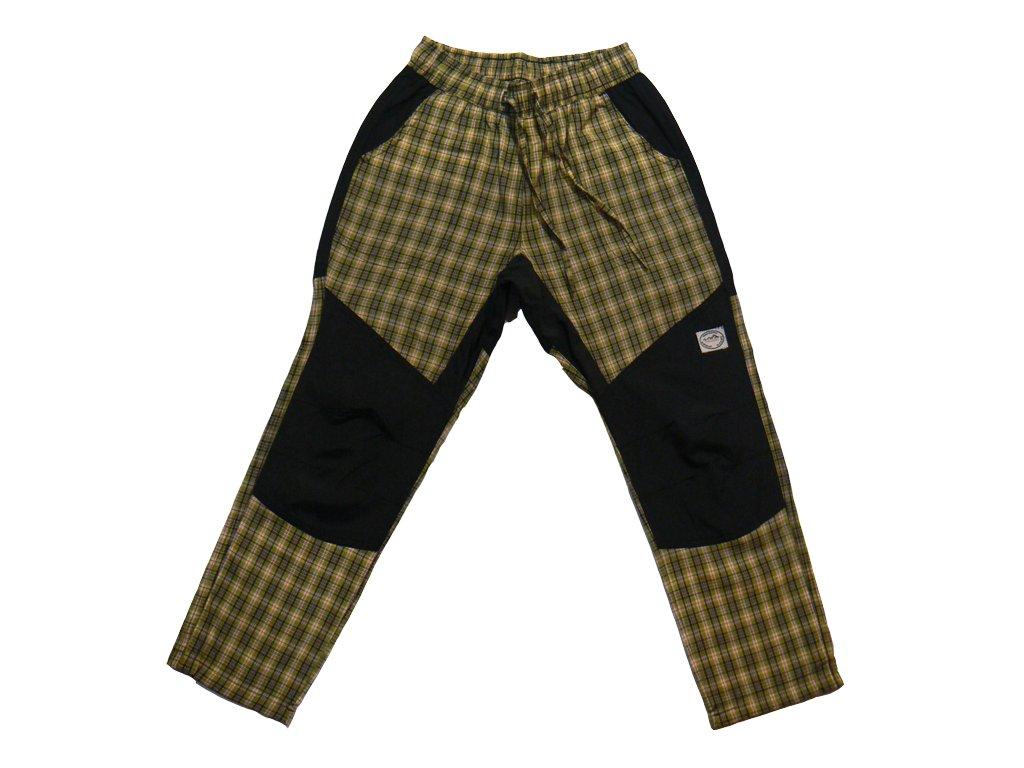 Chlapecké platene kalhoty