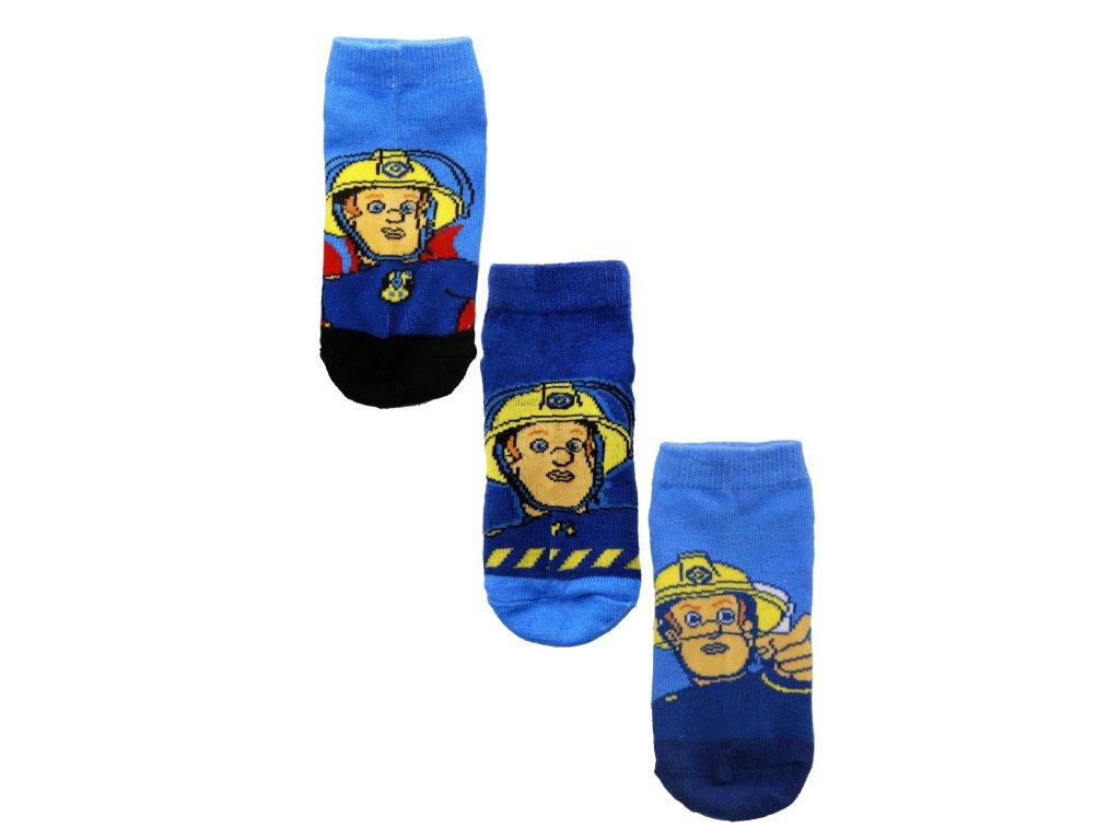 Chlapecké ponožky, kotníkové