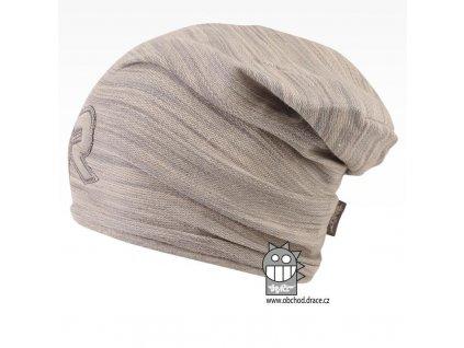 Chlapecká bavlněná čepice